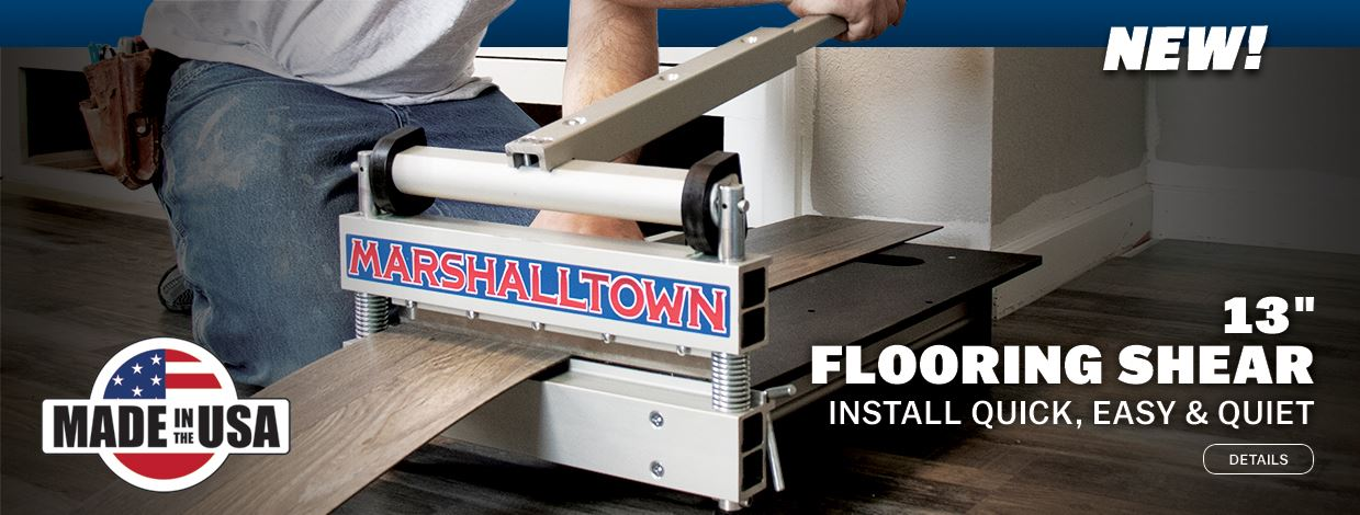 Marshalltown | Professional Quality Tools for All