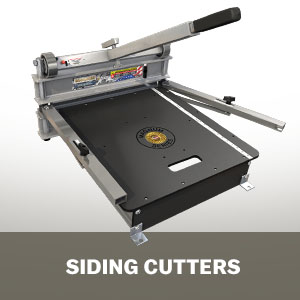 Bullet Siding Cutters